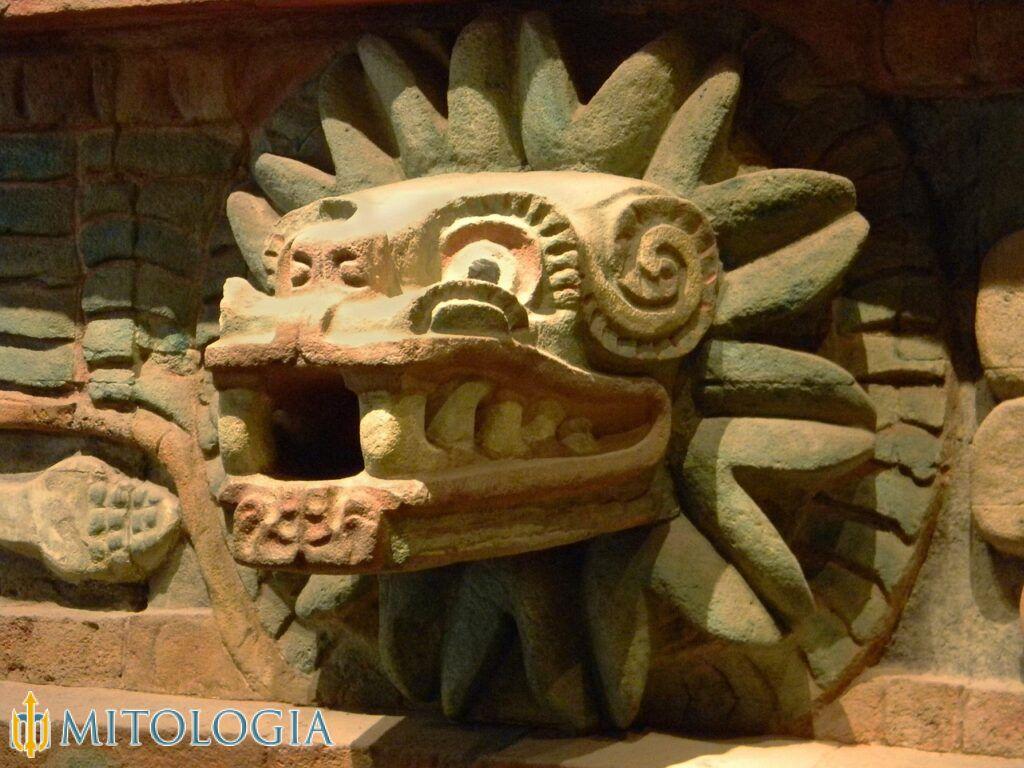 El mito de Quetzalcóatl