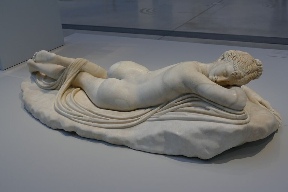 Afrodita ––∈ La diosa griega del amor, la pasión y la procreación