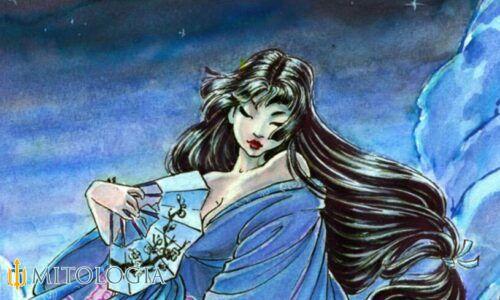 Ame-no-Uzume ––∈ La diosa japonesa del amanecer