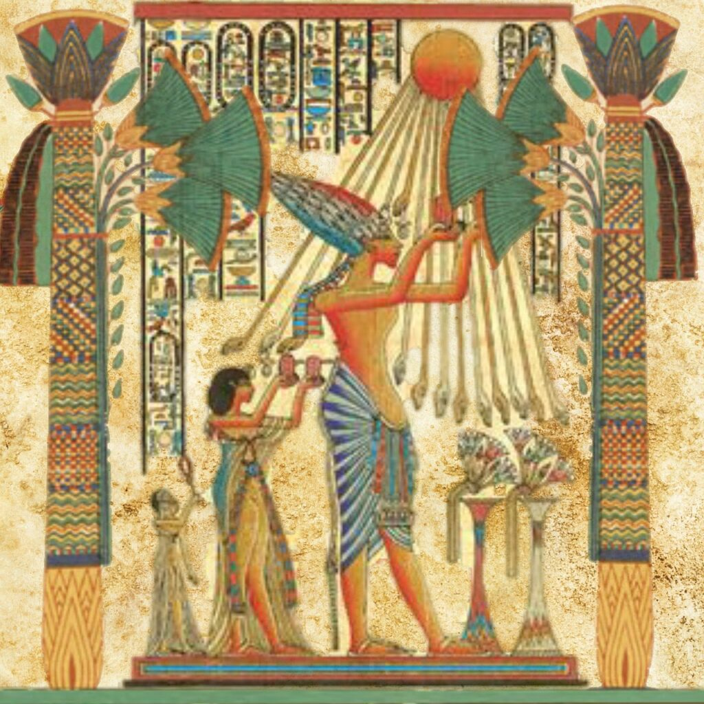 Amun, Amun-Ra o Amón-Ra