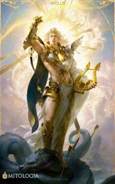Dios romano Apolo