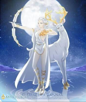 Artemisa diosa griega