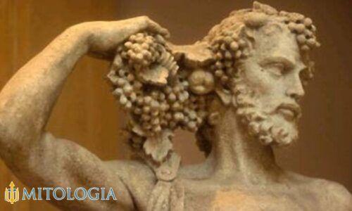 Baco ––∈ El dios romano del vino