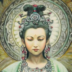 Bixia ––∈ La diosa china de la fertilidad