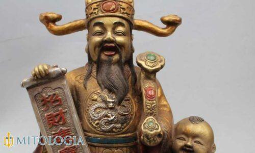 Caishen ––∈ El dios de la riqueza y el dinero