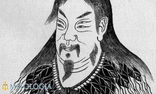 Cangjie ––∈ El inventor de la escritura china