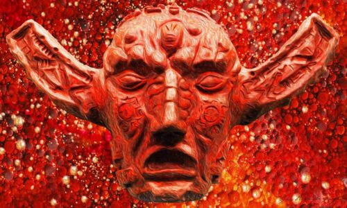 Cernunnos ––∈ Dios celta del Cielo y la Tormenta
