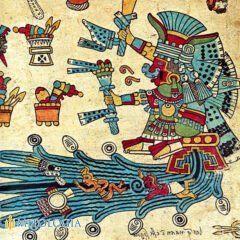 Chalchiuhtlicue ––∈ La diosa de los recien nacidos y enfermos