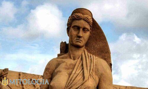 Demeter ––∈ La diosa griega de la Fertilidad