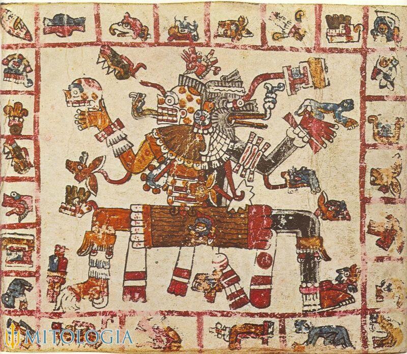 Dios Azteca Ometeotl