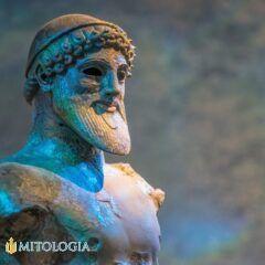 Neptuno ––∈ El dios romano de las aguas y los mares