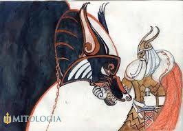 Mitología del dios nórdico Tyr