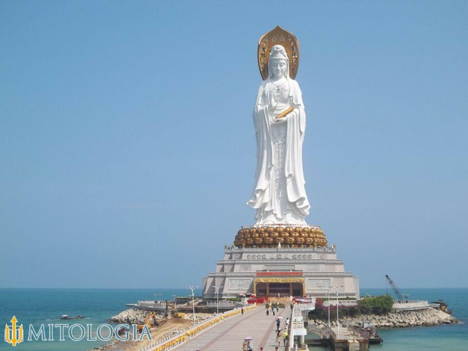 Nuba ––∈ La diosa china de la sequía