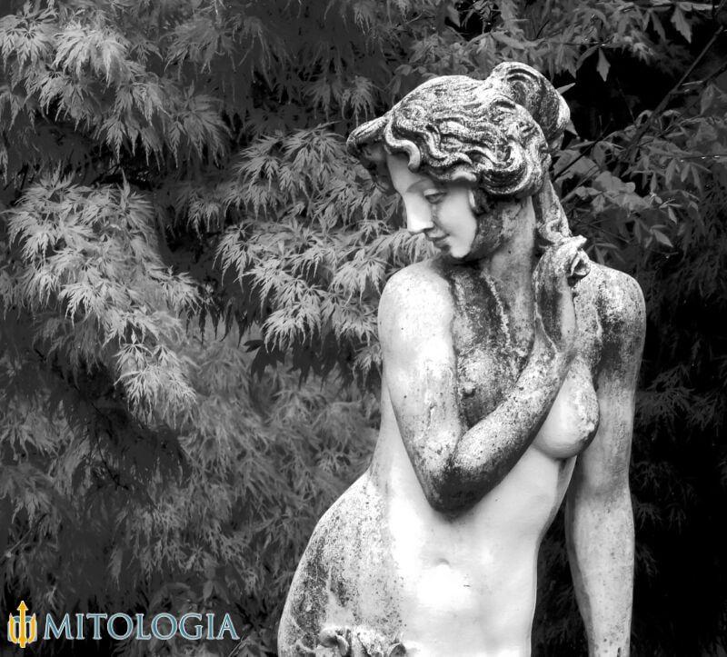 Hestia, diosa griega en la mitología