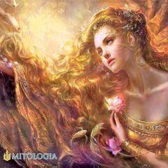 Hestia ––∈ La diosa griega del hogar