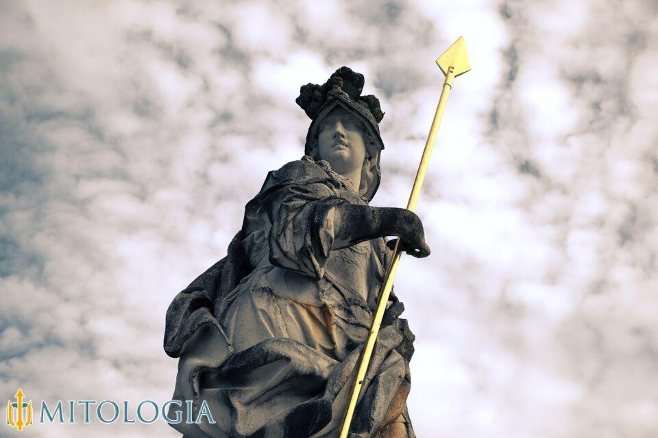 Minerva ––∈ La diosa romana de la sabiduría