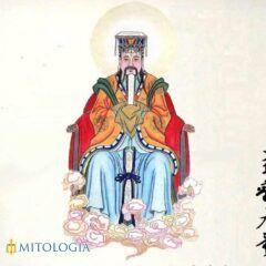 El Emperador Jade ––∈ El dios chino gobernante del cielo