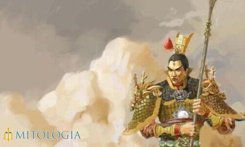 Erlang Shen ––∈ El dios chino de la ingeniería