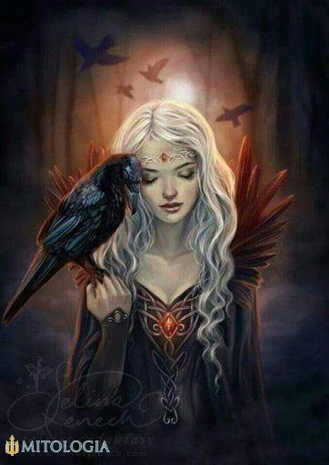 Diosa Nórdica Freya