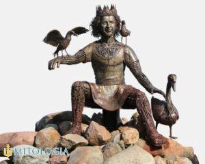 Freyr ––∈ El dios nórdico de la paz y la prosperidad