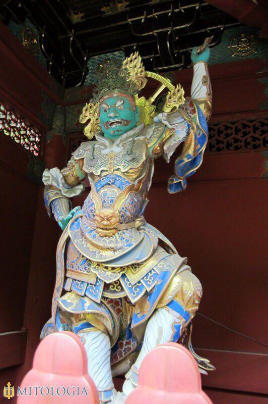 Dios japonés Fujin