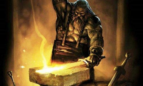Hefesto ––∈ El dios griego del Fuego