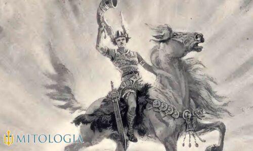 Heimdall ––∈ El protector del reino de Asgard