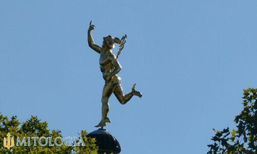 Hermes ––∈ El dios griego del comercio y la suerte
