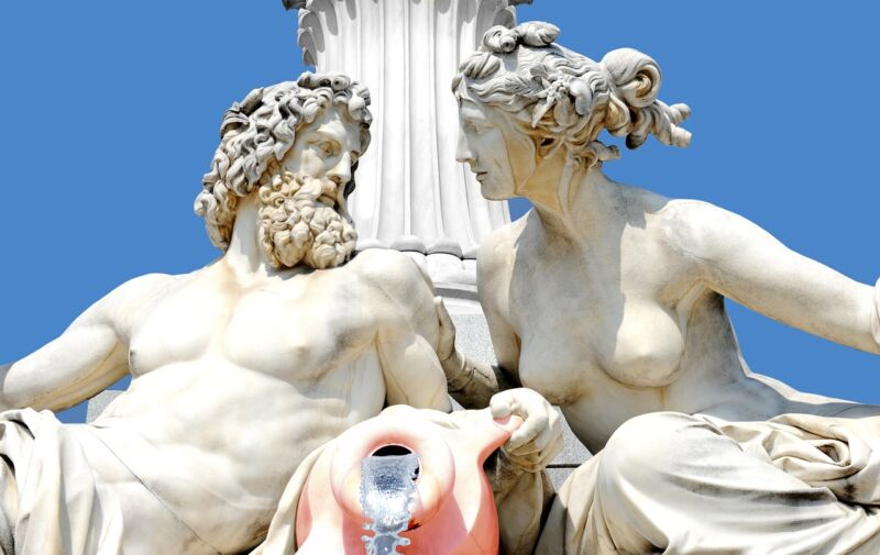La mitológica Hestia