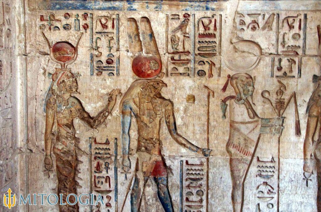 Osiris y Horus y los reyes de Egipto