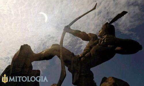 Hou Yi ––∈ El arquero