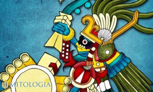 Huitzilopochtli ––∈ El dios azteca del éxito y el fracaso