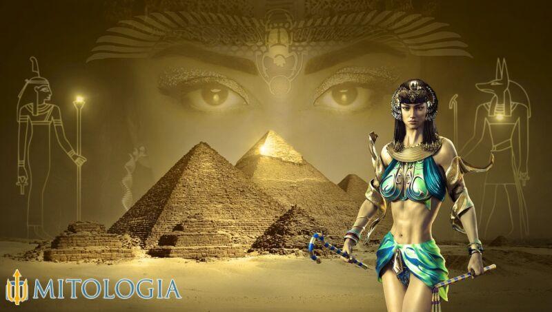 Isis y los Siete Escorpiones