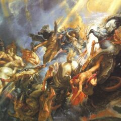 Metamorfosis libro II - La historia de Phaeton