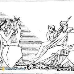La Odisea: Libro VIII