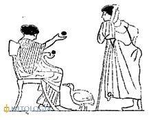 La Odisea: Libro XVIII