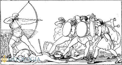 La Odisea: Libro XXII