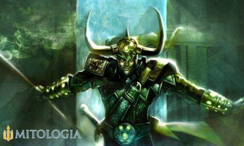 Loki ––∈ El dios embaucador