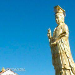 Mazu ––∈ La diosa china del mar