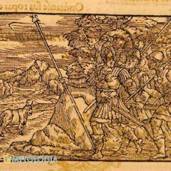 Metamorfosis de Ovidio libro | - La creación del mundo