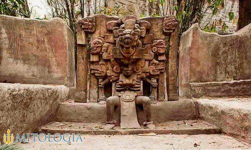 Mictlantecuhtli ––∈ El dios azteca de la muerte