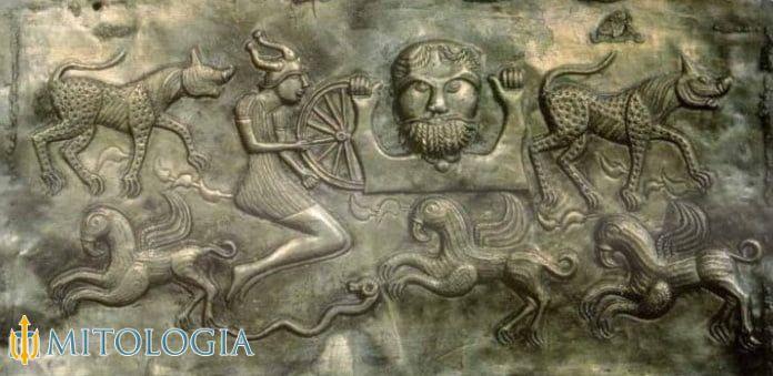Mitología del Dagda Celta