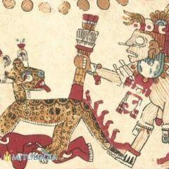 Mixcoatl ––∈ El dios azteca de la caza