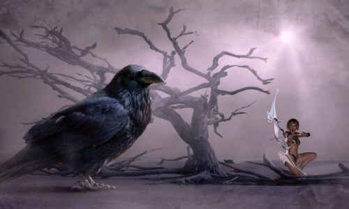Morrigan ––∈ La Reina Fantasma Celta