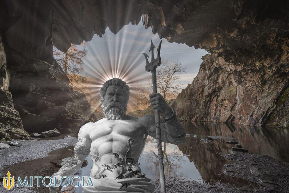 Neptuno. Dios romano de los mares