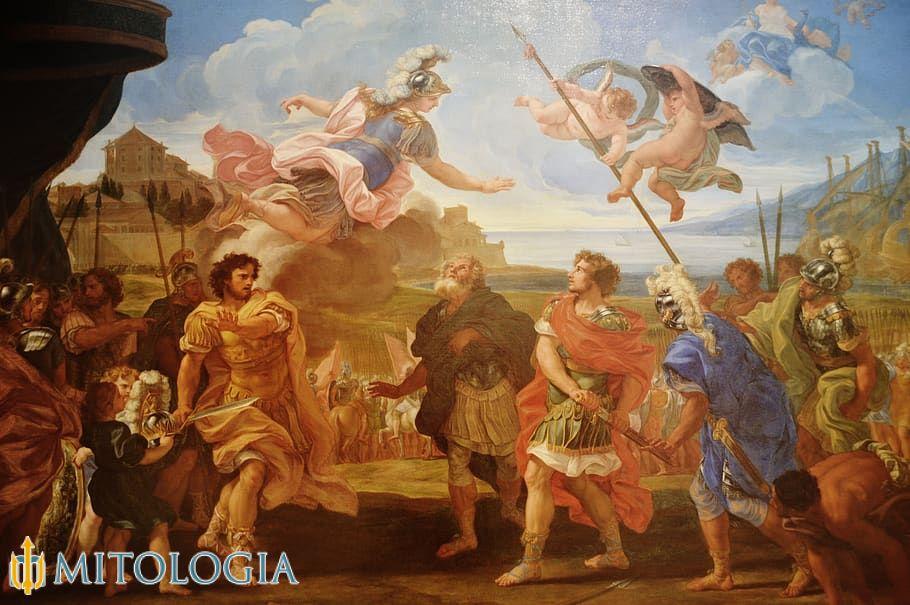 Nestor Guerra de Troya (la Iliada)