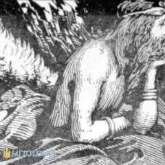 Njord ––∈ El dios nórdico del viento y las aguas