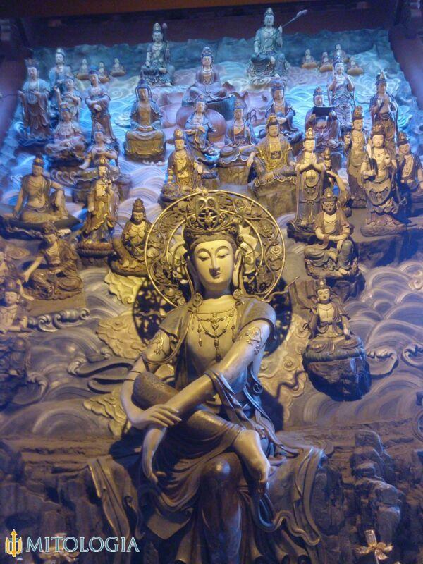 Diosa Nuwa y su mitología