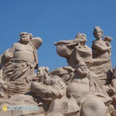 Ocho Inmortales ––∈ Los heroes inmortales Chinos