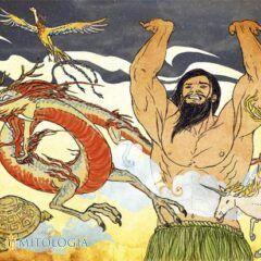 Pangu - Dios Chino creador del mundo